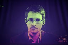 Edward Snowden: Don't fear Trump, fear the surveillance state