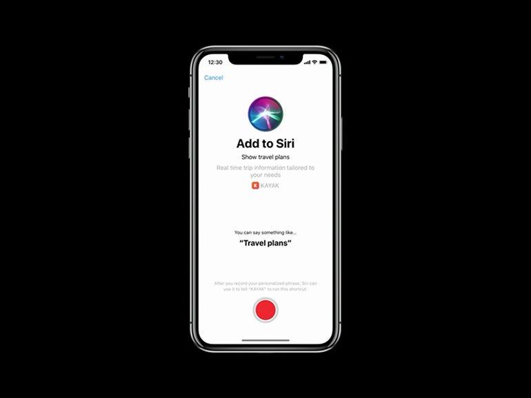 iOS 12: Siri Shortcuts