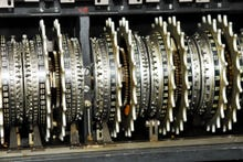 """Hitler's """"unbreakable"""" encryption machine - and the Bletchley Park devices which cracked the code"""