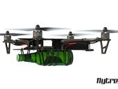 This drone delivers beer: Flytrex launches world's first consumer delivery UAV