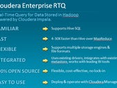Cloudera aims to bring real-time queries to Hadoop, big data
