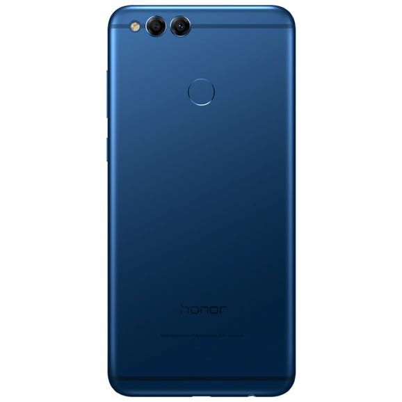 Honor 7X in blue