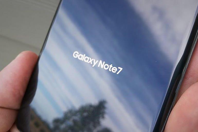 Samsung Galaxy Note 7 - Matthew Miller