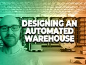 Designing an automated warehouse