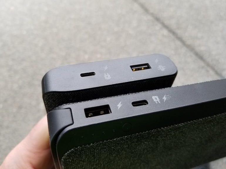 USB-C XXL on Powerstation AC, USB ports