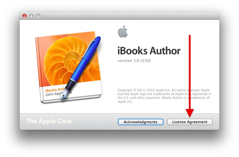 iBooks Author License Agreement - Good or Bad? by Jason O'Grady