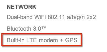 Pixel LTE