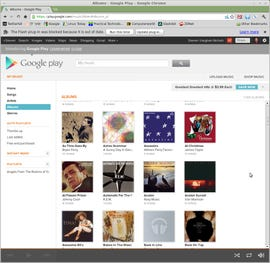 Any music you ve uploaded to Google Music is still there and ready to be played in Google Play.