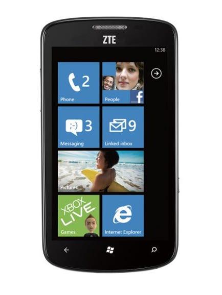 ZTE Tania Windows Phone