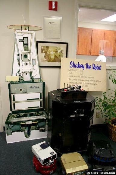 Shakey the Robot