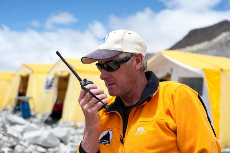 Radio is a vital technology in the Himalayas