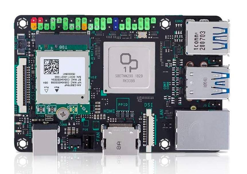 ASUS Tinker Board S2
