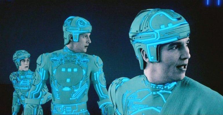 8. TRON (1982)