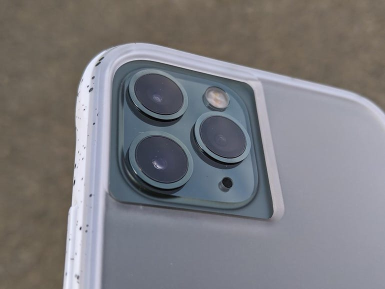 Tough Speckled case for the iPhone 11 Pro