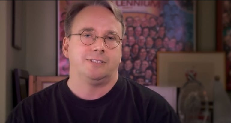 LinusTorvalds-ClassIntro