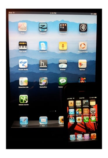 The Unstoppable iStuff for BYOD