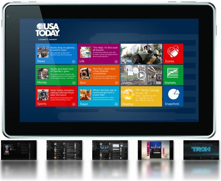 Windows 8 App Gallery