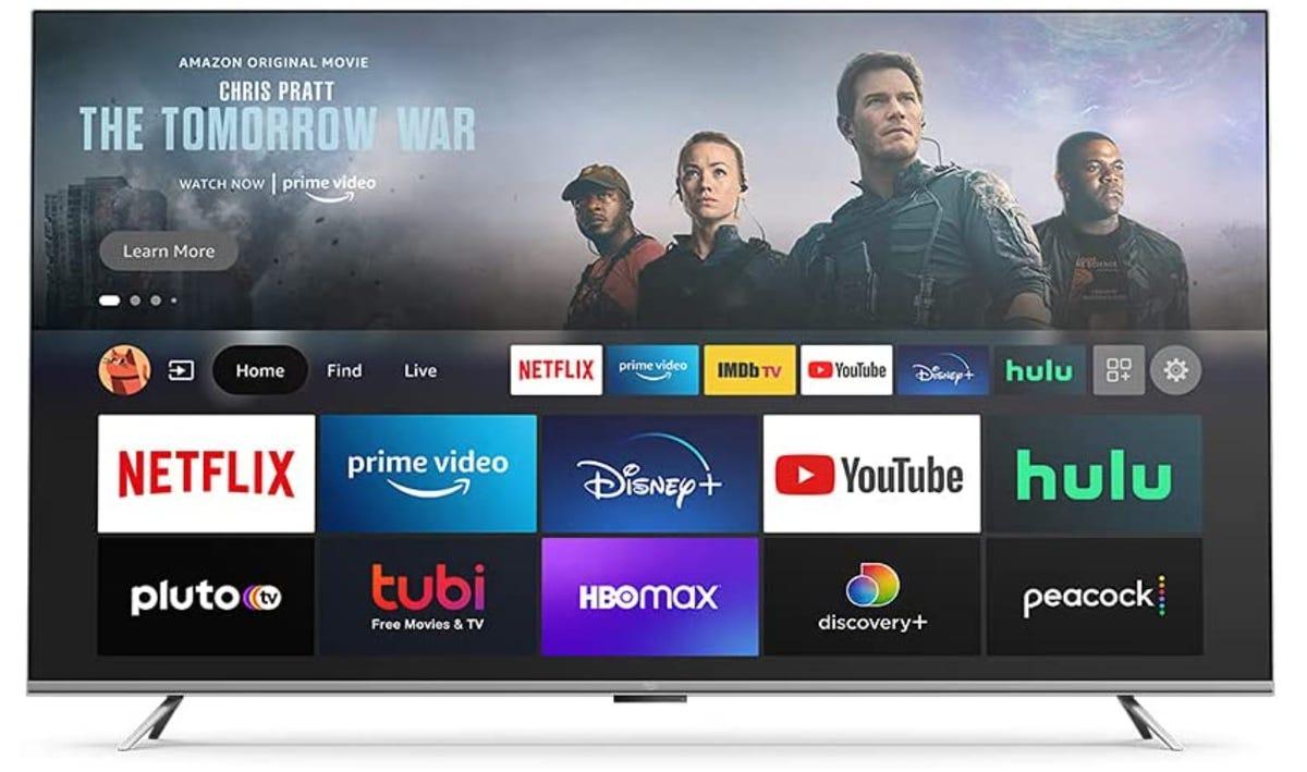 FireTV: Amazon lance une gamme de télévisions connectées et entre sur le marché de la domotique