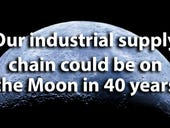 Our industrial supply chain could be on the Moon in 40 years