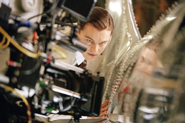 9. The Aviator (2004)