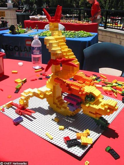 Dragon almost done