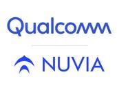 Qualcomm acquires chip design firm Nuvia for $1.4 billion