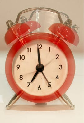 Alarm clock: IT projects are more likely to go rogue if they take longer than 30 months