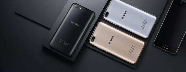 Doogee Shoot 2 review-an affordable entry level phone - but not for the enterprise ZDNet
