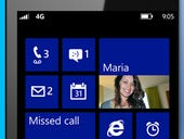 Where and when can users get Microsoft's Windows Phone 8 devices?