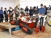 Disaster robots slow to gain acceptance from responders