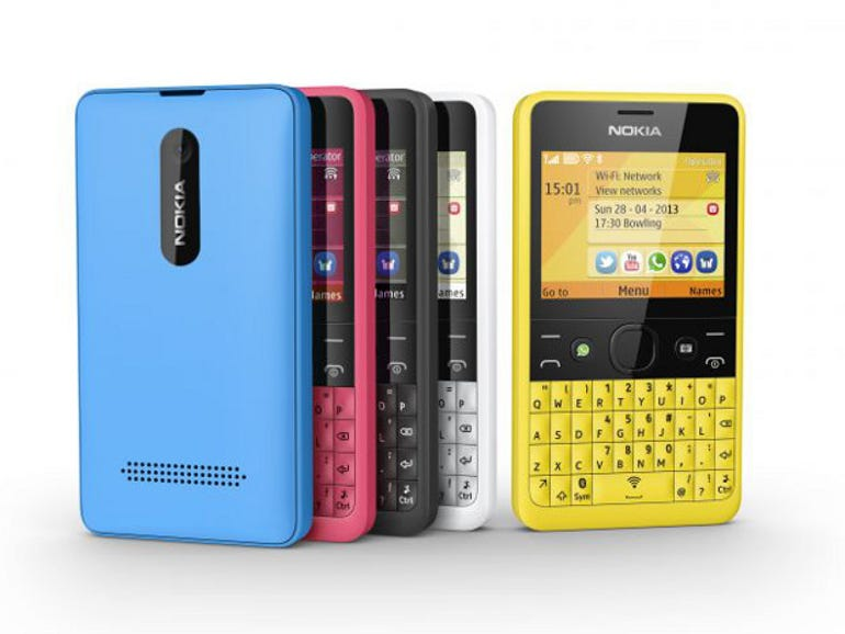 Nokia's new Asha 210
