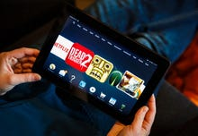 This is what Amazon's 10-inch Kindle Fire tablet likely looks like