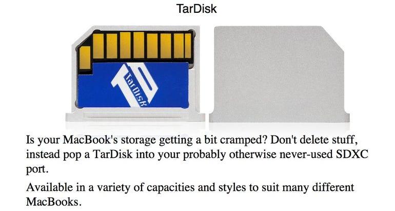 TarDisk