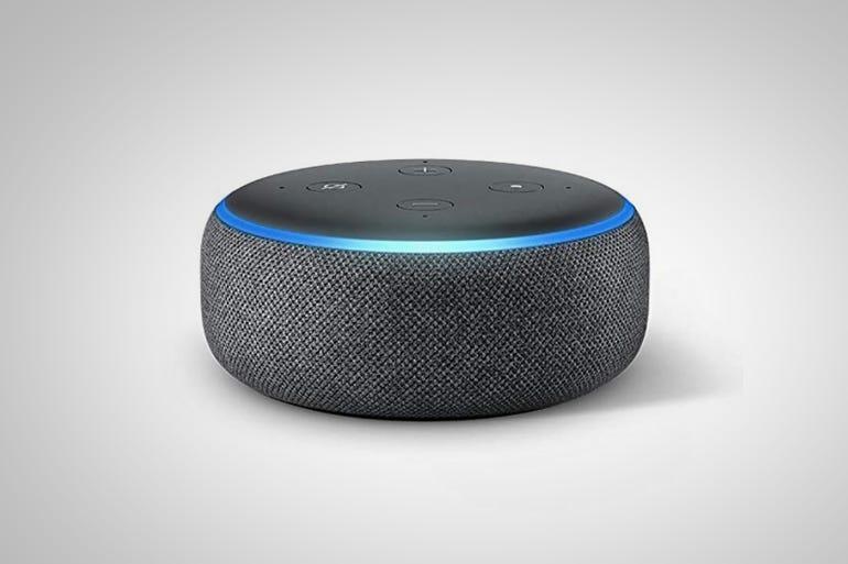 Amazon Echo Dot ($50)