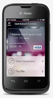 T-Mobile now challenging traditional banking services with Mobile Money