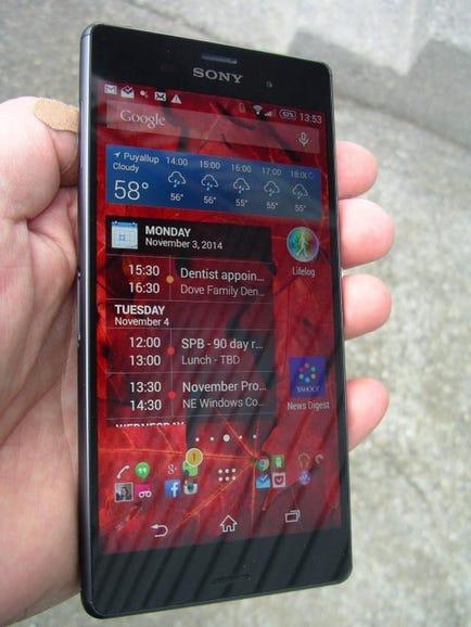 #8: Sony Xperia Z3