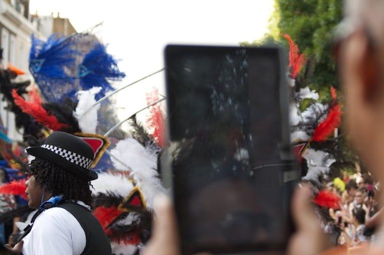 Carnival iPad