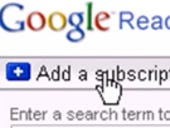 Google Reader: It's not you, it's us