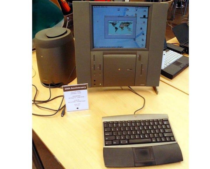 The 20th Anniversary Macintosh