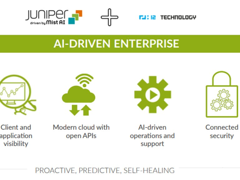 Juniper acquires 128 Technology for $450 million as it builds out its AI | ZDNet