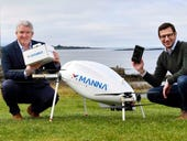 Samsung's Manna drone delivery service being trialled in Ireland