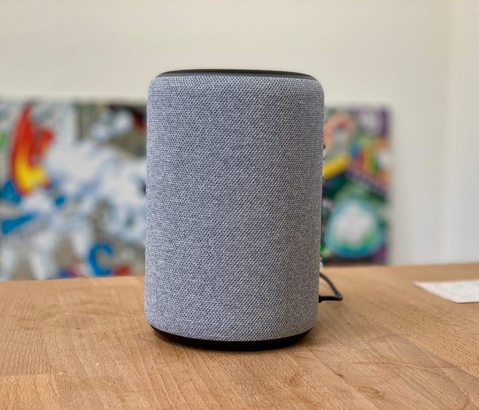 Amazon Echo - Michael Steinhart