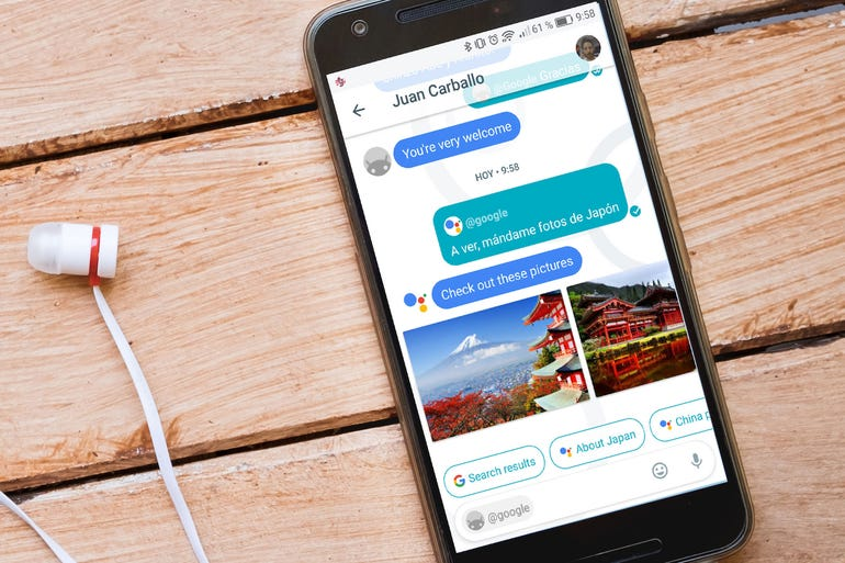 Google's Allo encryption flip-flop by storing messages forever