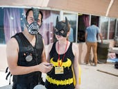 Only useless projects allowed: Inside Geekcon, the summer camp that celebrates pointless tech