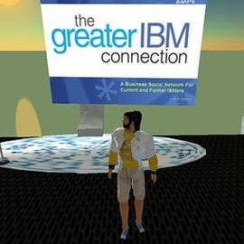 IBM in Second Life