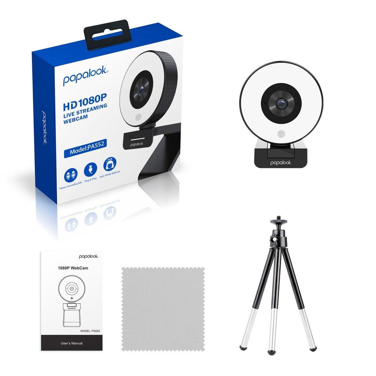 Paplook pa552 webcam