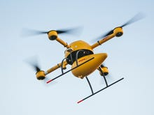 Drone delivery is no pain in the Glass: DHL explores new tech to speed parcels' arrival