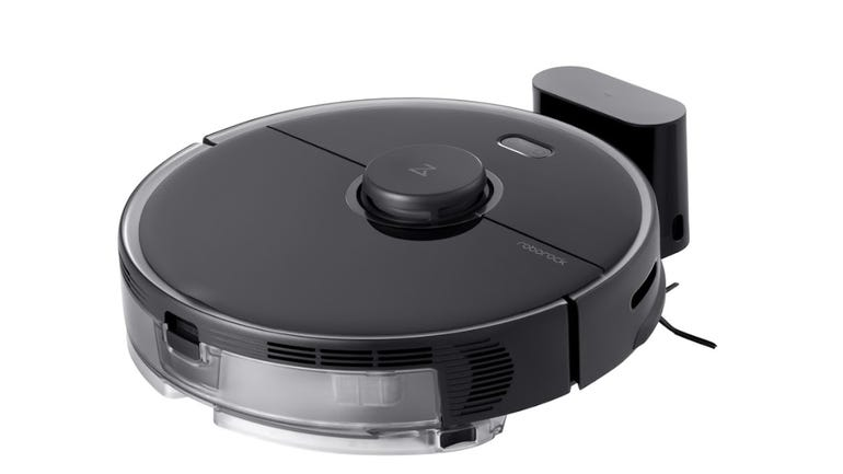 Hands on with the Roborock S5 Max robot vacuum Superb dust collection from a multi-function robot zdnet