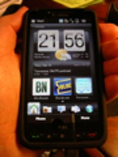 Image Gallery: HD2 in hand