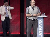 Lenovo's CTO talks R&D, IoT, Windows 10, servers and more